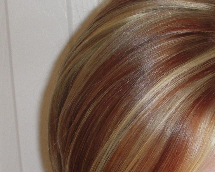 strawberry blonde highlights Pixie Cut | ... Post from Red Brown Hair Color With Blonde Highlights Cromatika