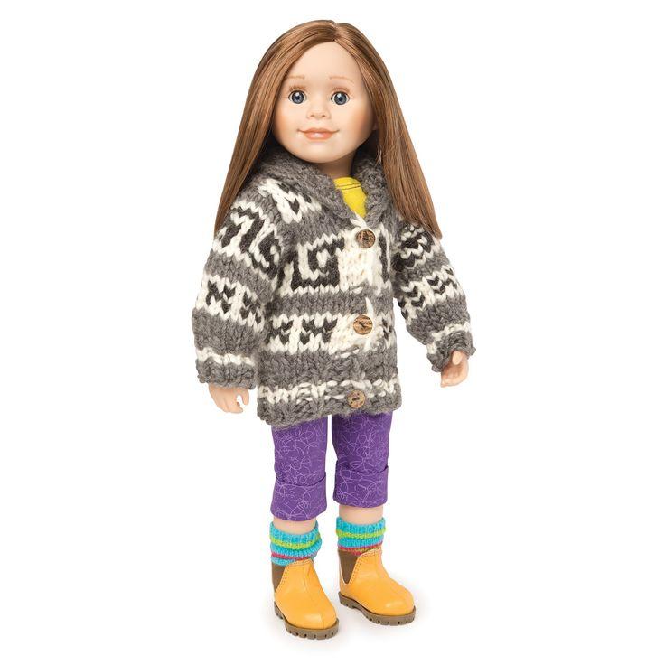 Cowichan Sweater from Maplelea.com