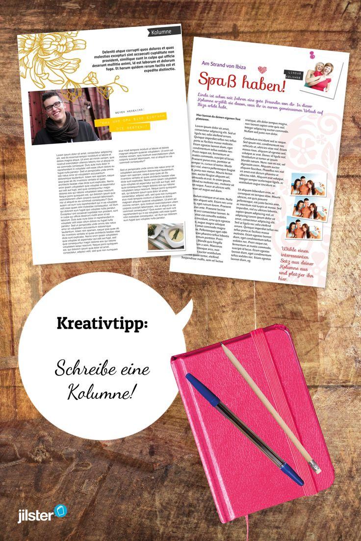 18 besten Schülerzeitung gestalten   Vorlagen, Tipps & Ideen für ...