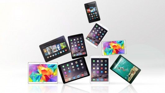 Gizmag compares the top tablets you can buy in the 2014 holiday season