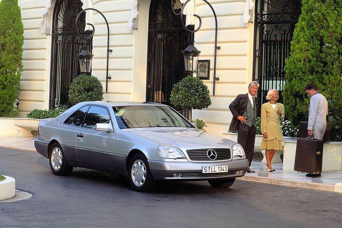 Mercedes CL 600 (C140)