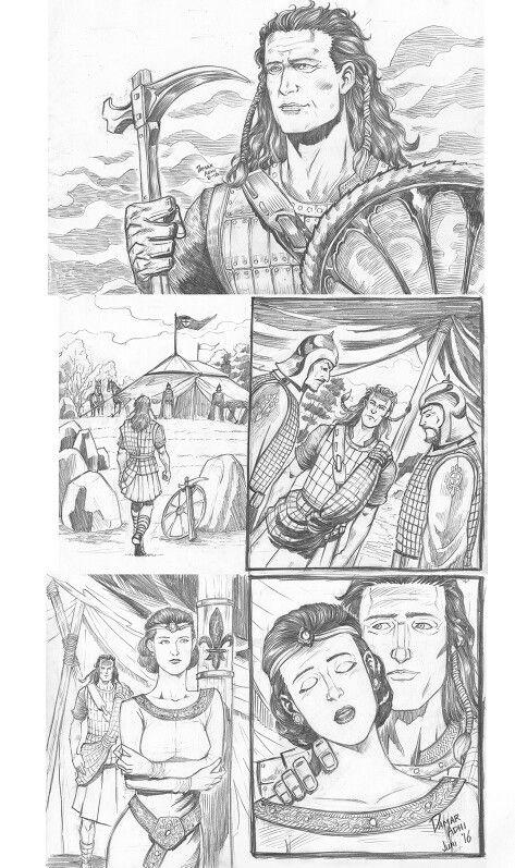#braveheart #comic