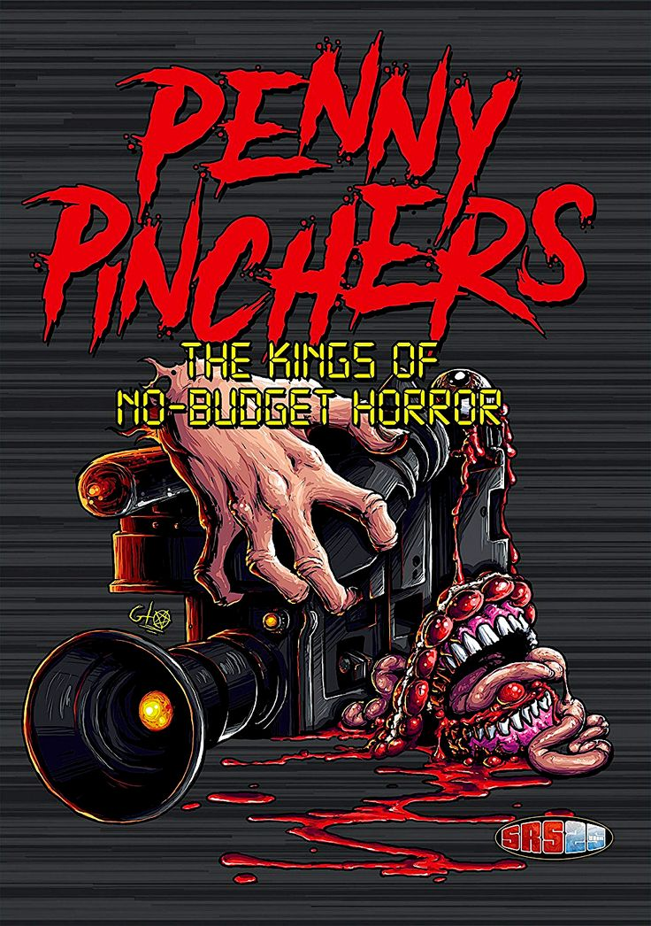 PENNY PINCHERS: THE KINGS OF NO-BUDGET HORROR DVD (SRS CINEMA)