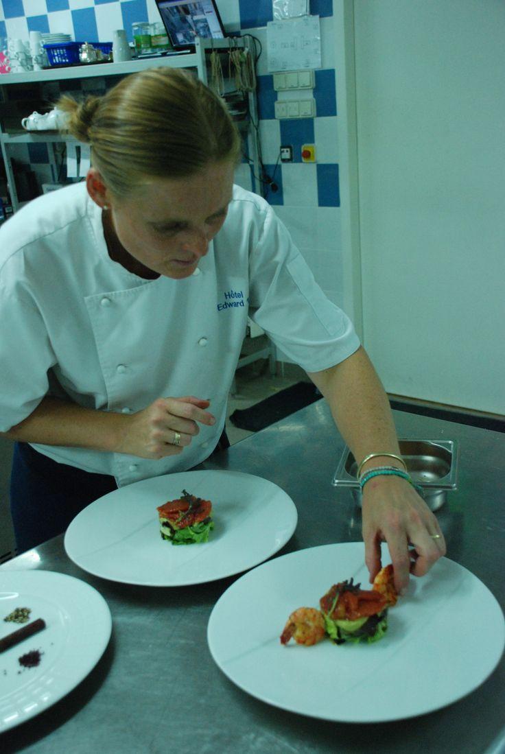 Marije Capelle - Restaurant Eléonore