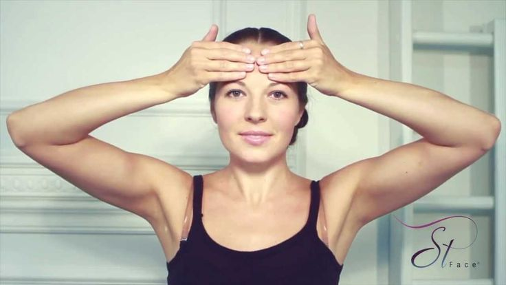 FitFace - 3-minute exercises for the face. FitFace - 3-минутная гимнасти...