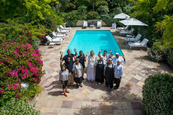 All of our dedicated staff at The Last Word Constantia.