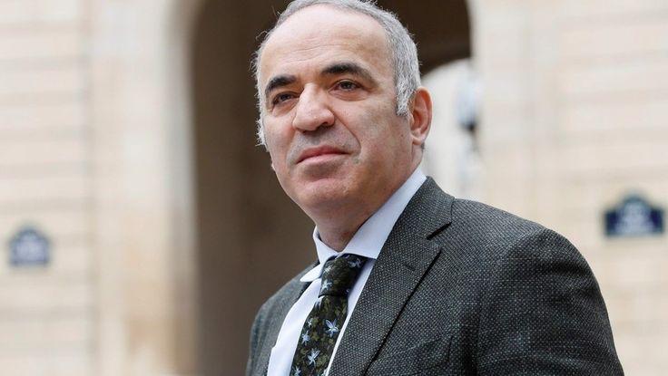 Kasparov pateó el tablero, confirmó su regreso y el ajedrez festeja a lo grande