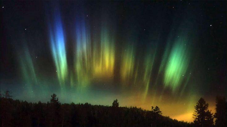 aljaška polární záře - Hledat Googlem
