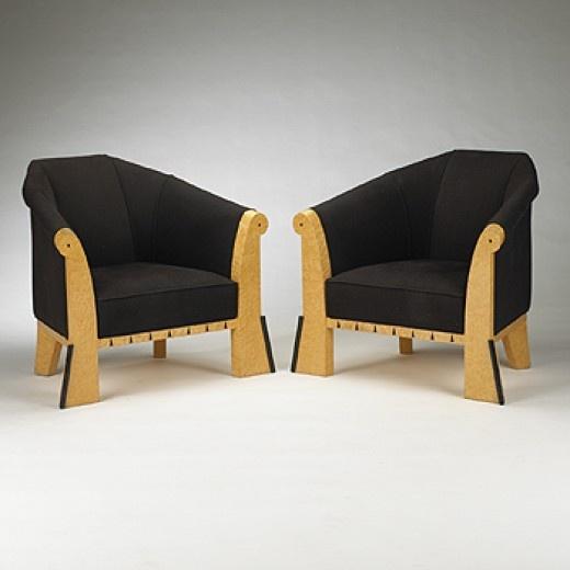 michael graves lounge chairs pair sunarhauserman usa