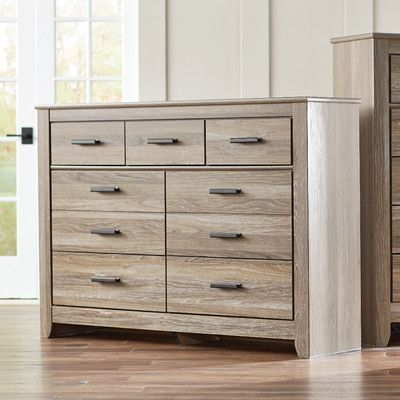 Trent Austin Design Orange 7 Drawer Dresser