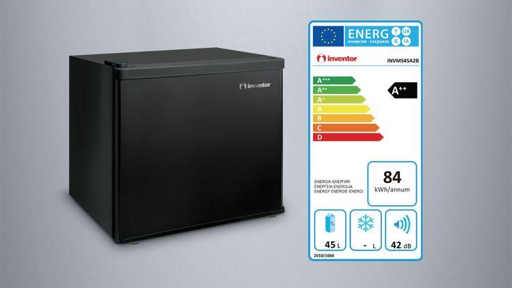 Inventor Mini-Kühlschrank 45 L