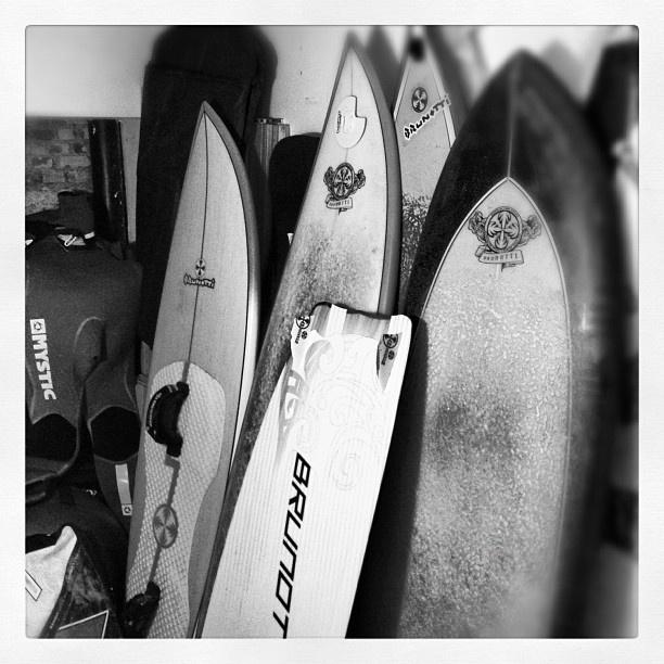 Some Brunotti boards....