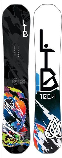 Lib Tech Men's T.Rice Pro Horsepower Blunt Snowboard  157 Cm Wide