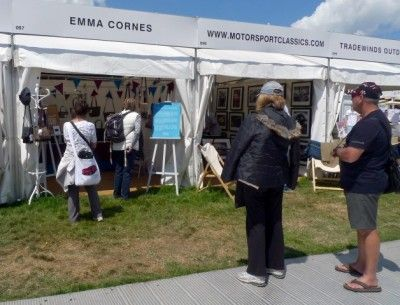 Emma Cornes Goodwood Festival of Speed (1) (Small)