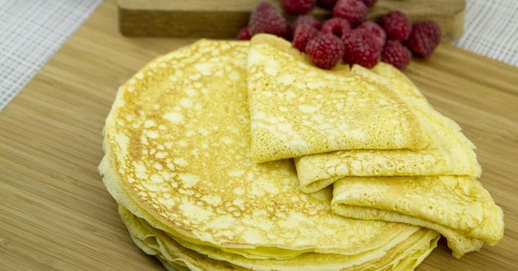Basic All-Purpose Ricotta Crepes.. I am going to try these, much as I like Cream cheese pancakes they do break apart easier.. Curious to see how these will work as a wrap!