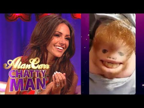 Ed Sheeran's Message To Michelle Keegan - Alan Carr: Chatty Man - http://maxblog.com/4286/ed-sheerans-message-to-michelle-keegan-alan-carr-chatty-man/