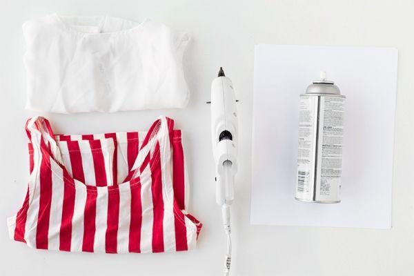DIY Popcorn Costume   Studio DIY®