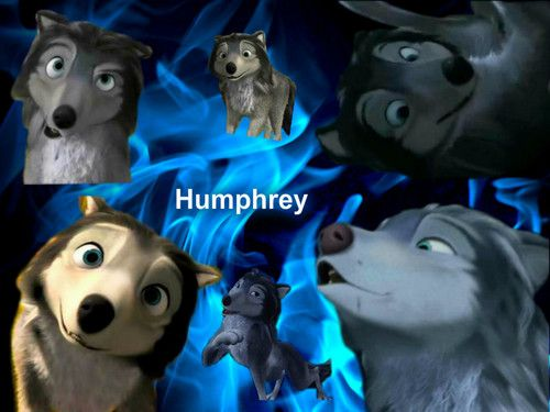 Humphrey, I love him so much, and he is so funny!