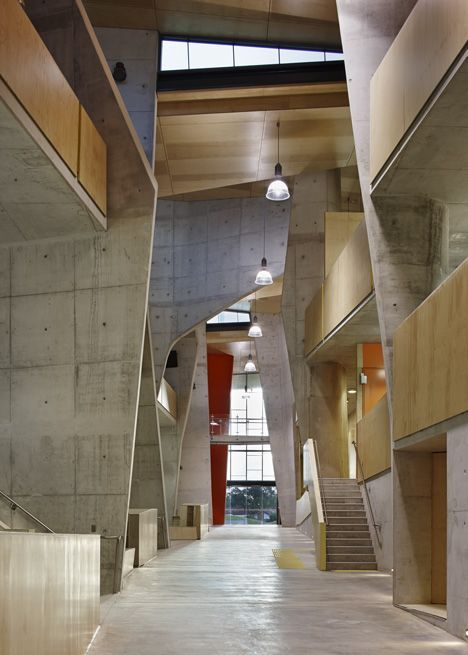Crab Studio Completed In Gold Coast Queensland The Abedian School Of Architecture Located On Campus Designed By Arata Isozaki