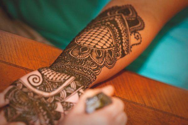 Tatuajes no permanentes: Cómo hacer pasta de henna casera