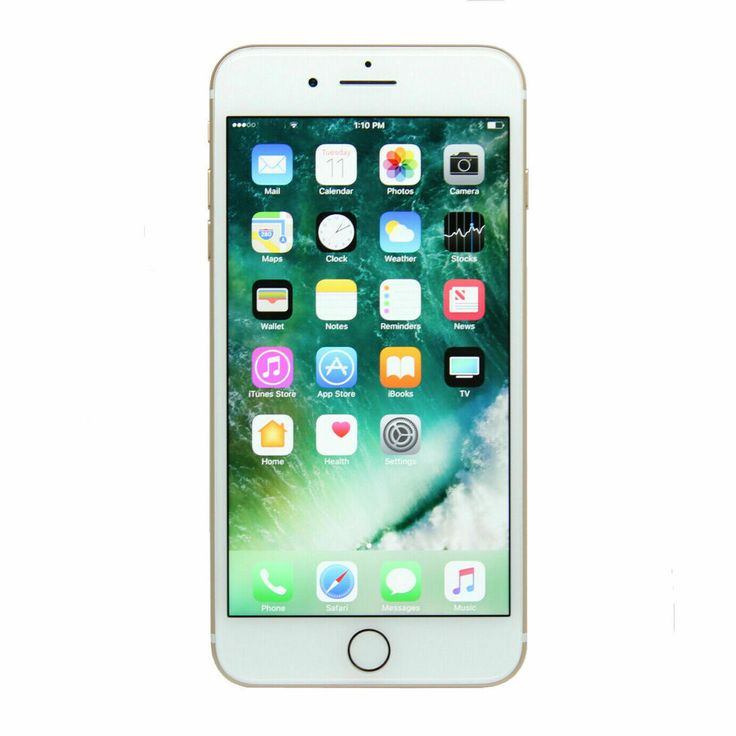 Apple iPhone 7+ Plus 128GB - GSM Unlocked, AT&T, T-Mobile ...