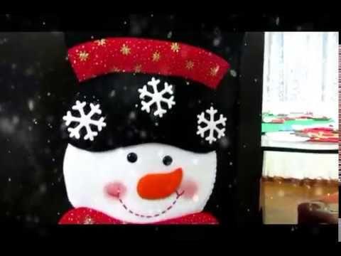 Tips para decorar tu casa con Manualidades Navideñas Frisavil - YouTube