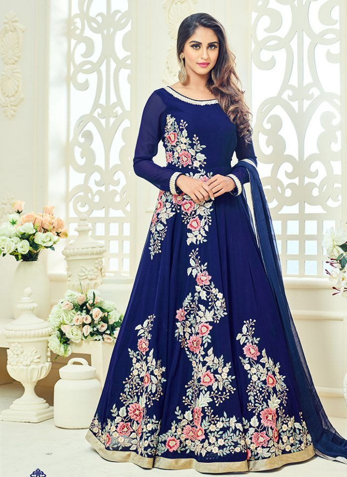Gorgeous Salwar Suit Design and Embroidery Designer Salwar Suits