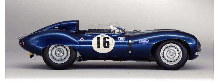 1956 JAGUAR D-TYPE 'SHORTNOSE' SPORTS-RACING TWO-SEATER