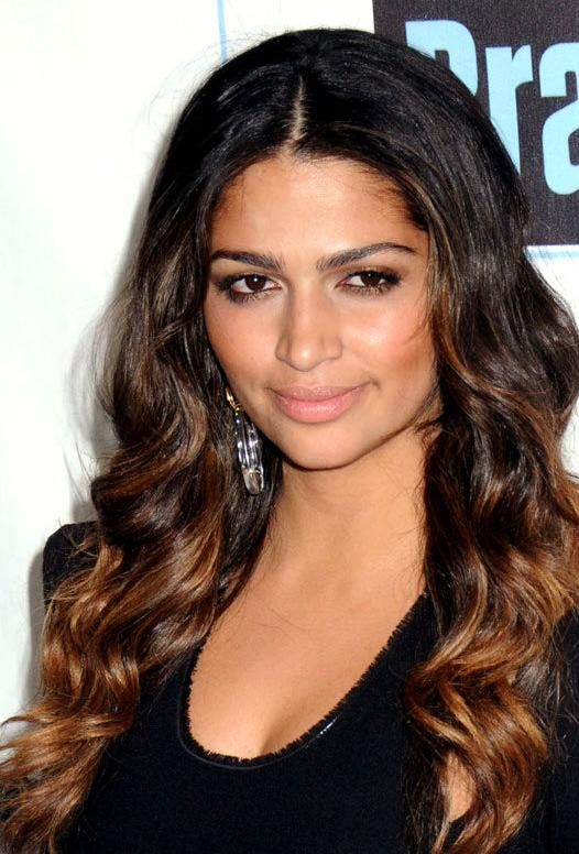 17 best hair images on pinterest ash blonde hair asian ash camila alves ombre hair why yes it is possible to do your own ombr hair colour at home pmusecretfo Gallery