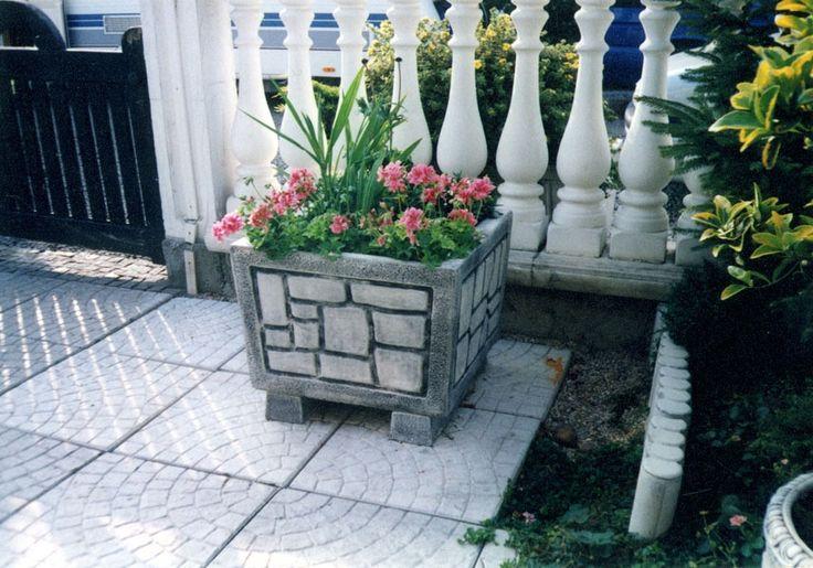 Садово-парковая архитектура из бетона в Казани - Вазоны, кашпо, цветочницы, фонтаны, скульптуры, фигуры и другие изделия. Магази
