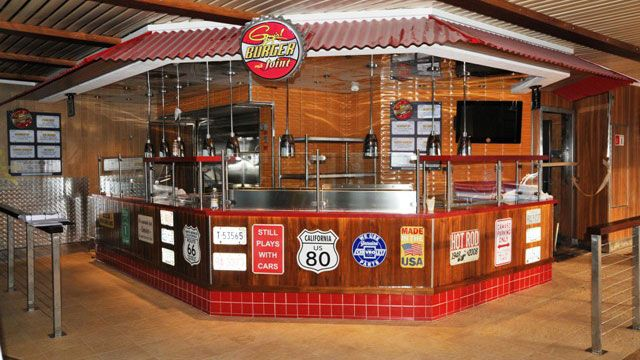 Guy's Burger Joint, Carnival Glory – Building Excitement: Carnival Cruise Lines Goes All In | Popular Cruising (Image Copyright © Carnival Cruise Lines)