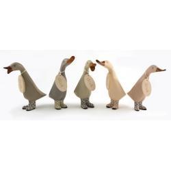 DCUK Pastel Welly Ducklings from Artworx Gallery. www.artworx.co.uk