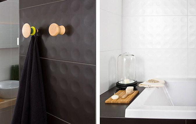 Niewymuszona elegancja, prostolinijność i minimalizm to cechy charakterystyczne tej kolekcji. Taki zestaw to nieodzowny element wnętrz, gdzie ma królować oszczędność formy i wygoda, ale również zasada kontrastu. mężczyzna I męskie wnętrza I łazienka I dekoracje I aranżacja I architektura I bathroom I bathroom inspiration I ceramic | ceramic tiles | men I accesories | simplicity | interior | wooden | mosaic | rustic | modern