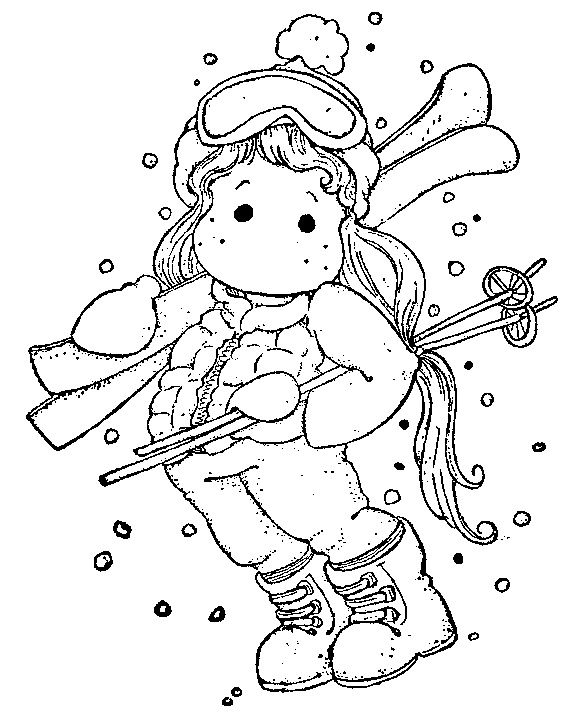 .Ski bunny