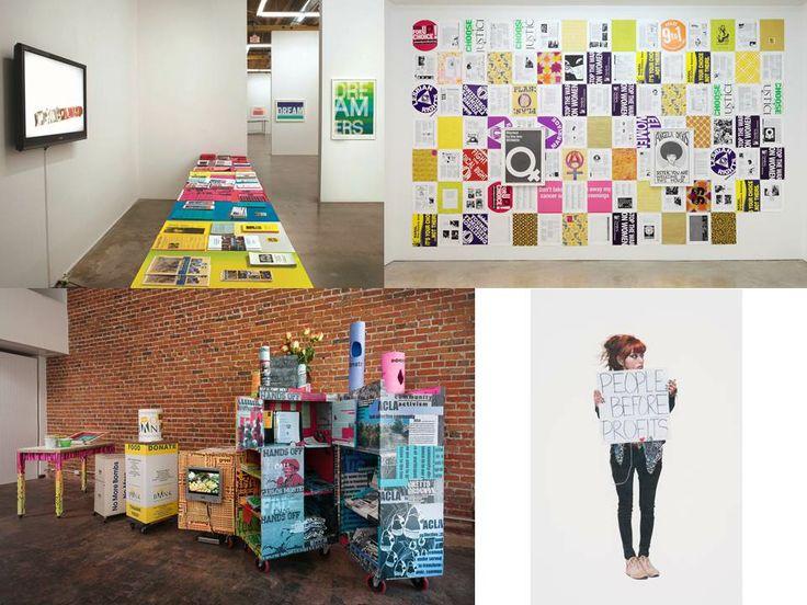 Los Espace Culturel Louis Vuitton IN SITU son un programa de estudio abierto en París, Tokio y Múnich, en los que un artista invitado tiene libertad para crear nuevas obras, mientras los visitantes presencian de primera mano las fases del proceso creativo. ¡Buena idea!