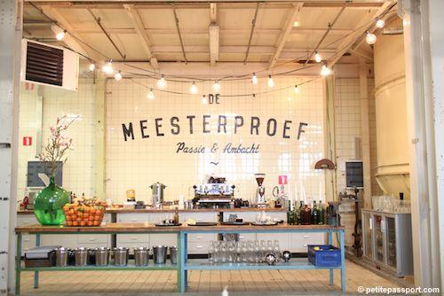 Restaurant De Meesterproef | Nijmegen, the Netherlands
