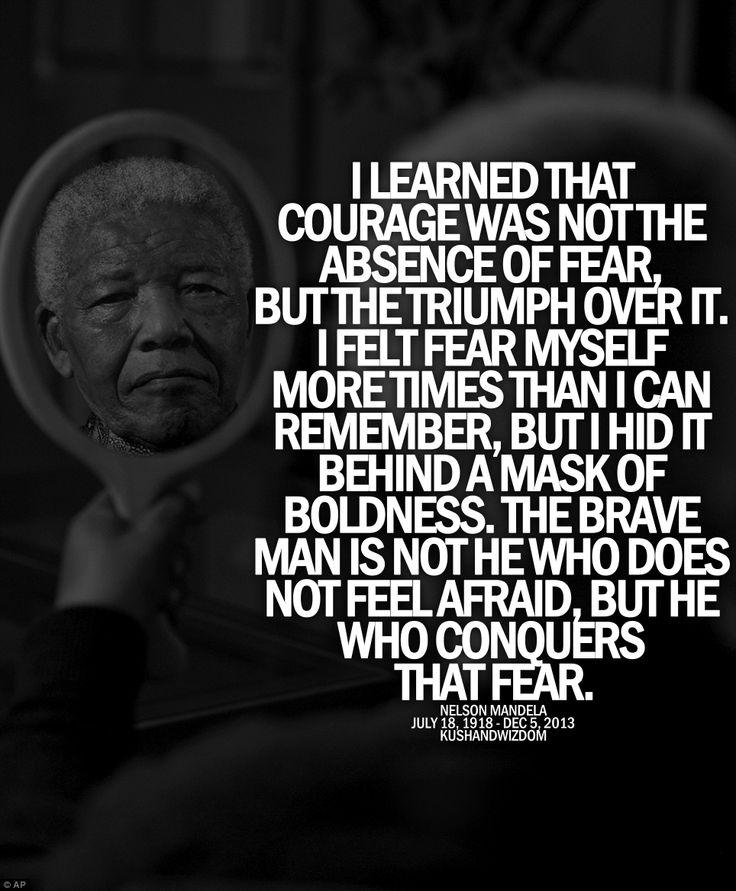 Famous Quotes Of Nelson Mandela: 1000+ Images About Nelson Mandela On Pinterest