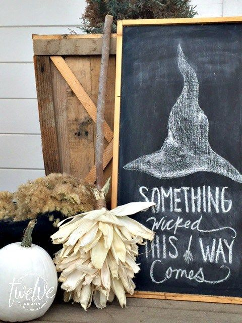 Get inspired with these spooky, fun, whimsical Halloween porch ideas