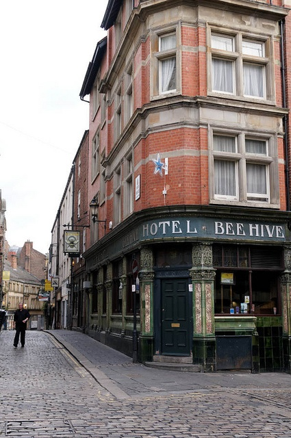 the beehive inn, newcastle