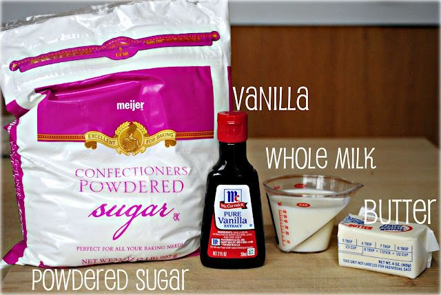how to make whipped cream with powdered sugar