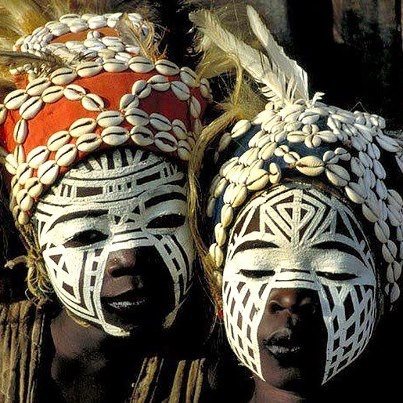 Tribes of the Ivory Coast