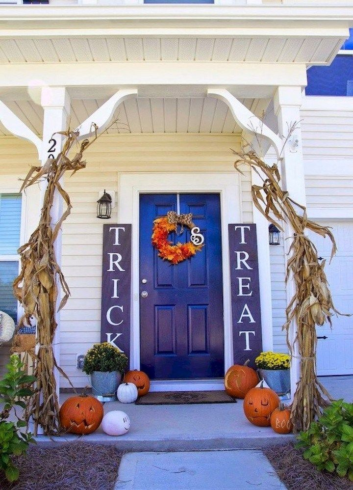 Stunning House Halloween Decorations Ideas HomyBuzz in