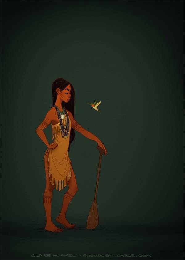 Pocahontas...