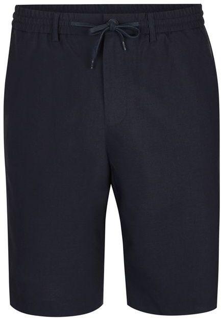 Selected Navy Shorts