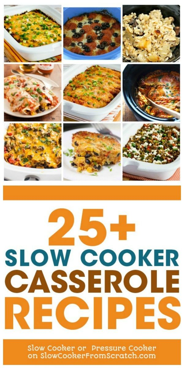 Slow Cooking: 25 Best Crock-Pot Recipes For The Most Comforting Dinners