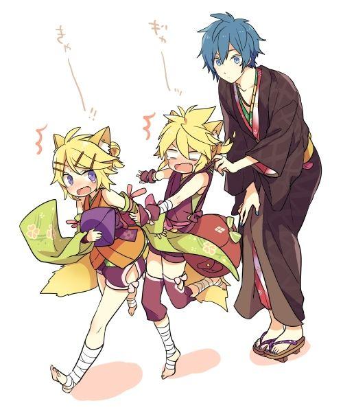 10 59 Vocaloid IaKaitoCommunity