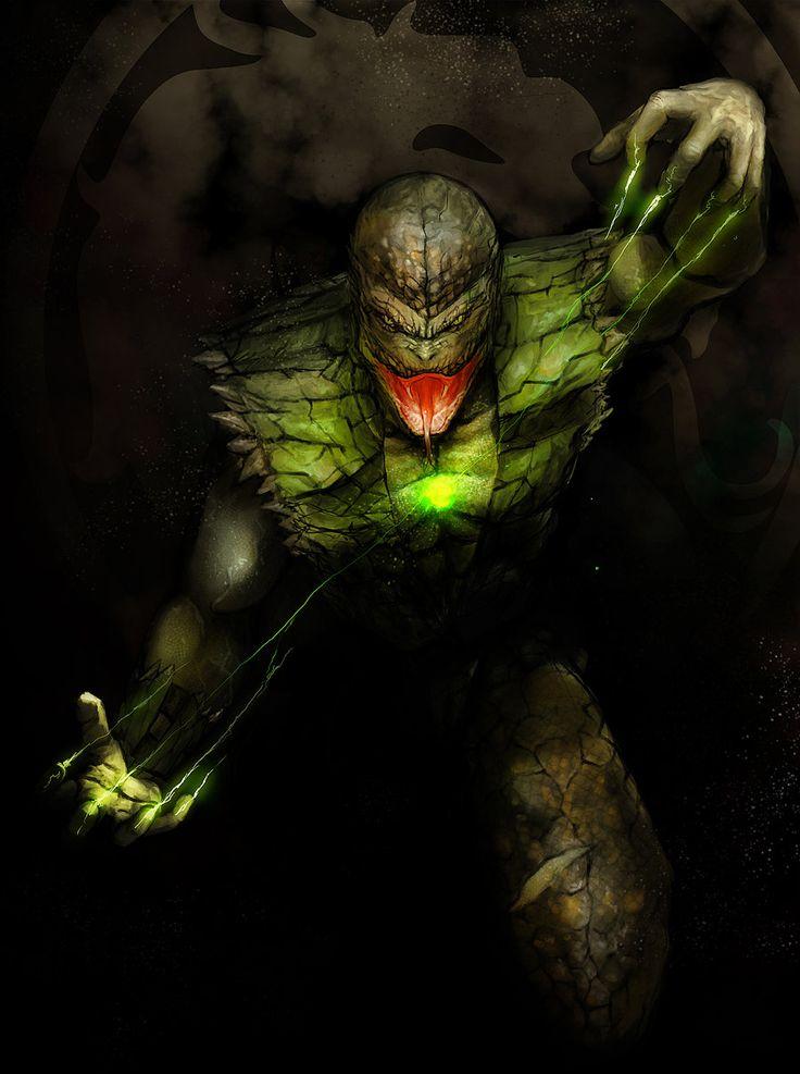 Reptile by jaggudada.deviantart.com on @deviantART