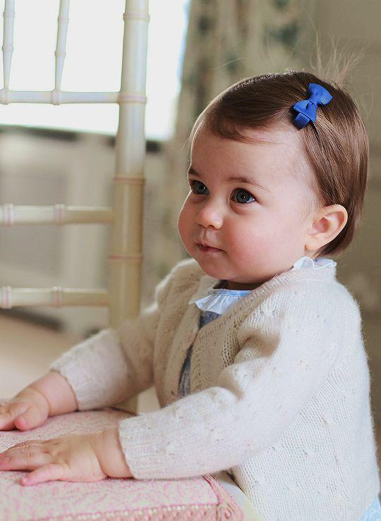 Have A Happy 1st Birthday Princess Charlotte ❤️✨
