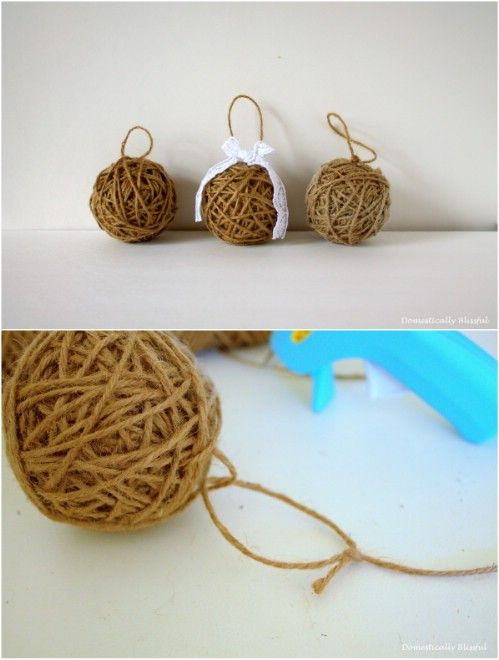 40 Rustic Diy Twine Projects To Decorate Your Home And Garden