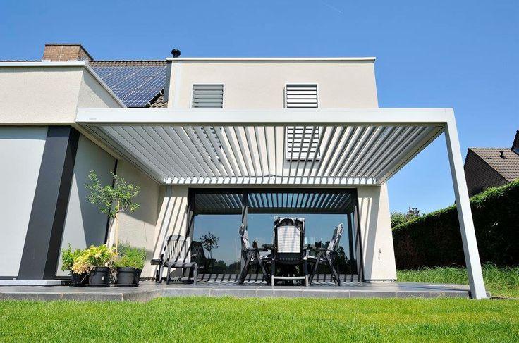 Sonnen- und Regenschutz  www.scaffidi.de  #Design#Haus#Terrasse#architektur
